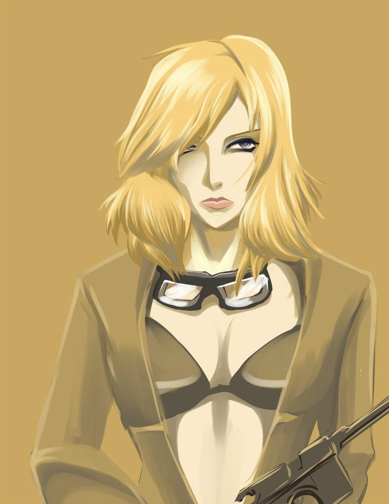 Eva (Metal Gear Solid 3) | Jamie\'s Fan Art | Pinterest | Metal gear ...