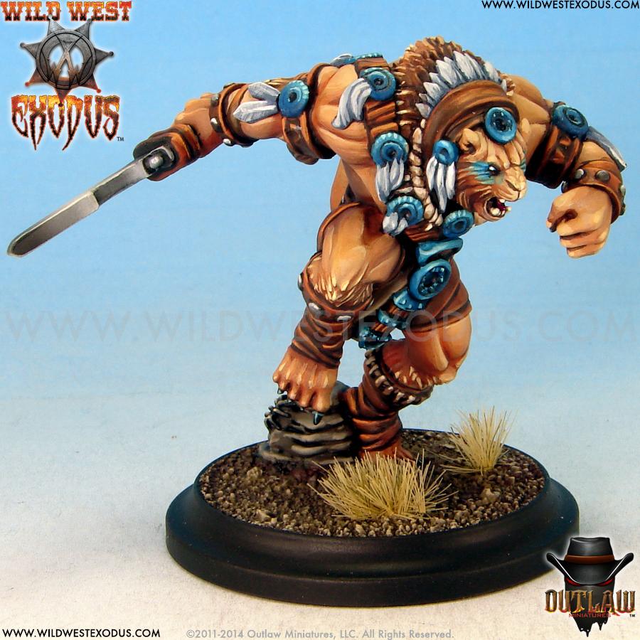 (Warrior Nation) Irontooth (Boss)