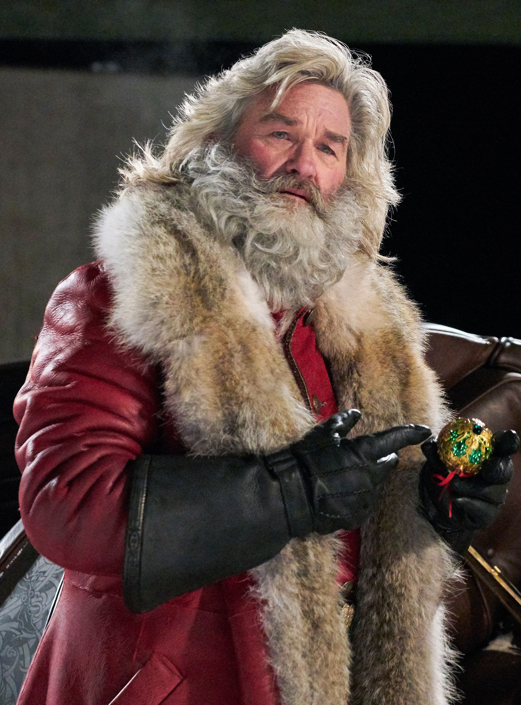 "Is This Netflix's ""Bad Santa""? Great christmas movies"