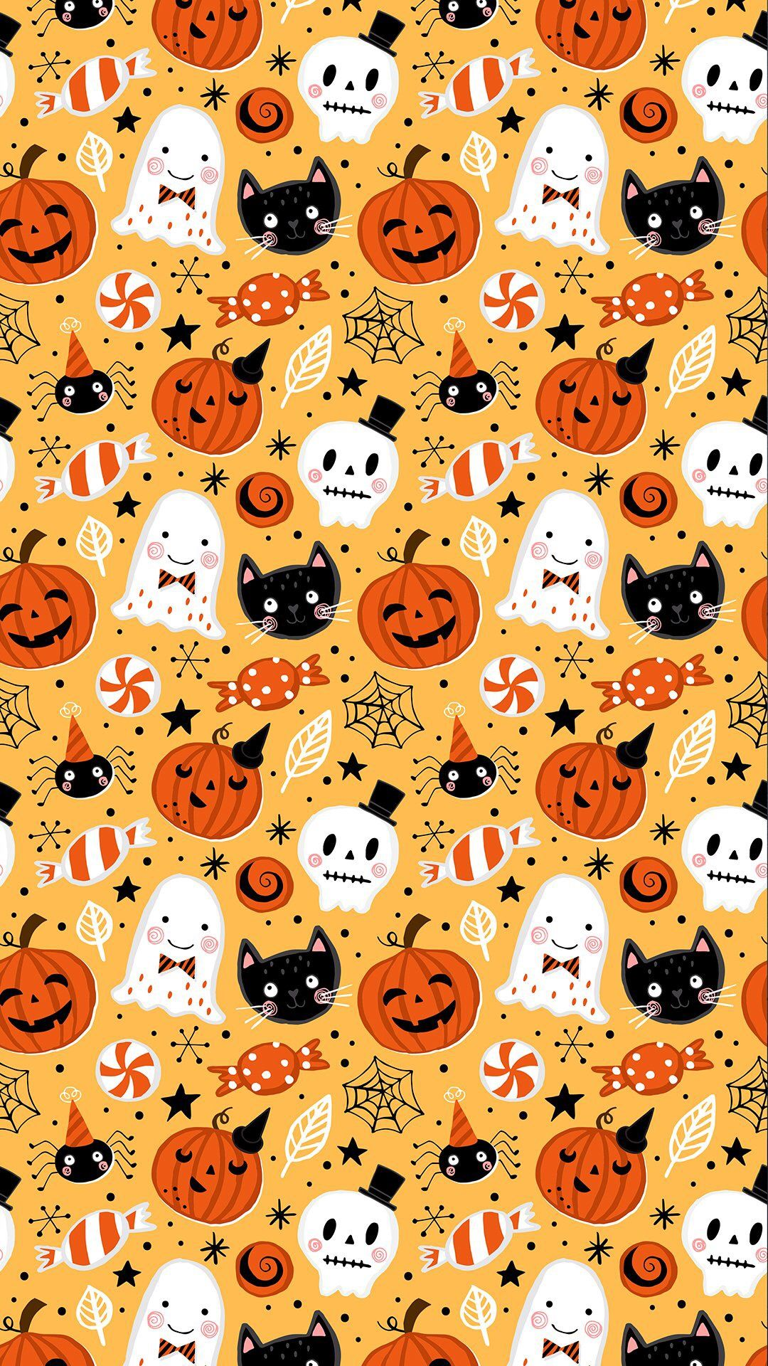Pin By Spaceman Kade On Wallpapers Iphone Halloween Wallpaper Iphone Halloween Wallpaper Cute Halloween Wallpaper