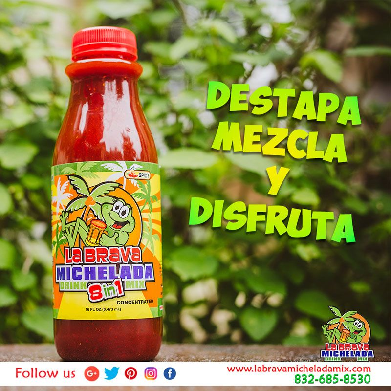 #destapa #mezcla #disfruta #Micheladas
