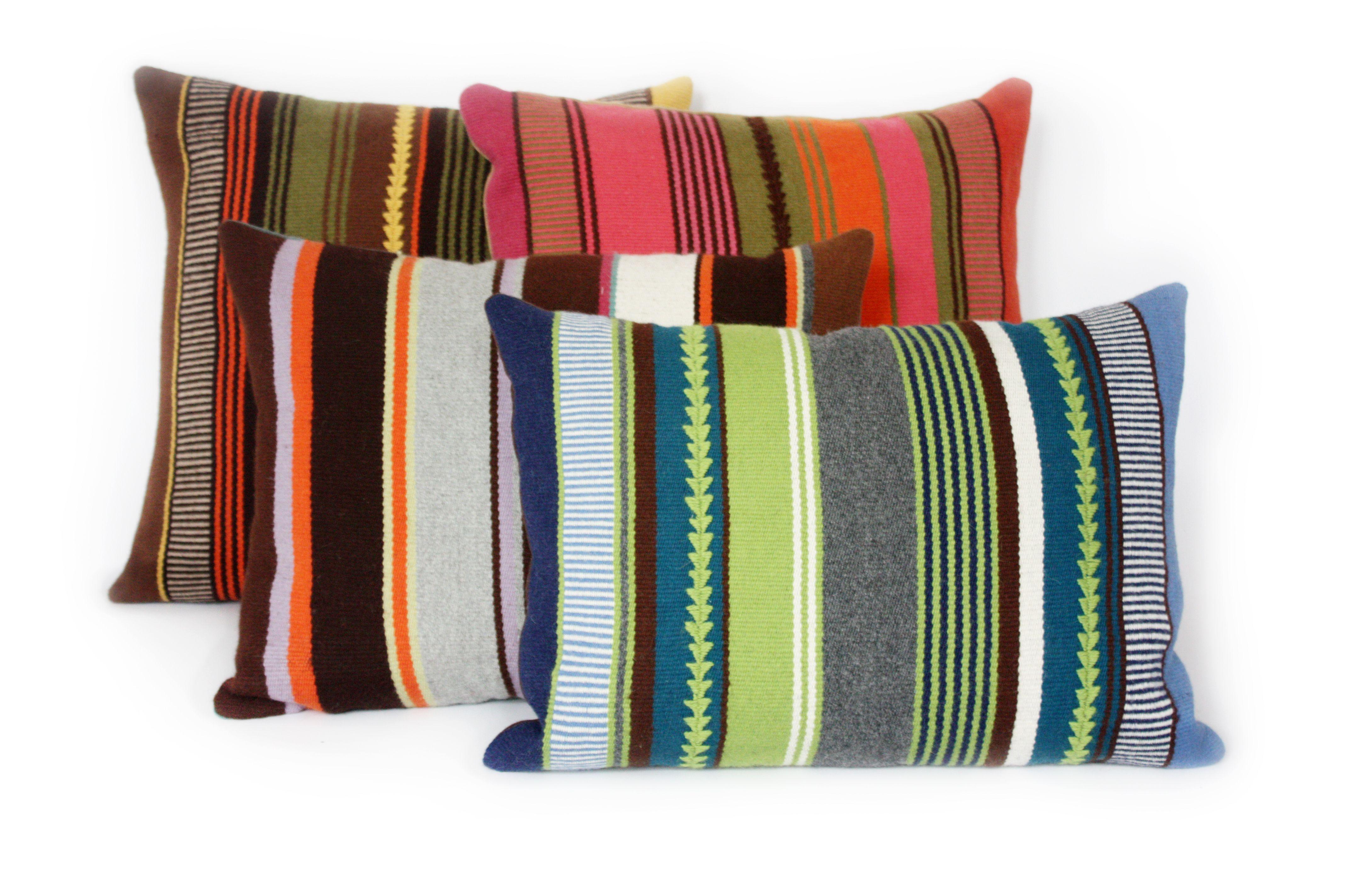 alpaca 'frazada' pillow family