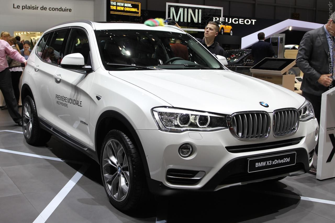 2014 Bmw X3 2014 Geneva Pinterest Bmw X3 Bmw And Cars