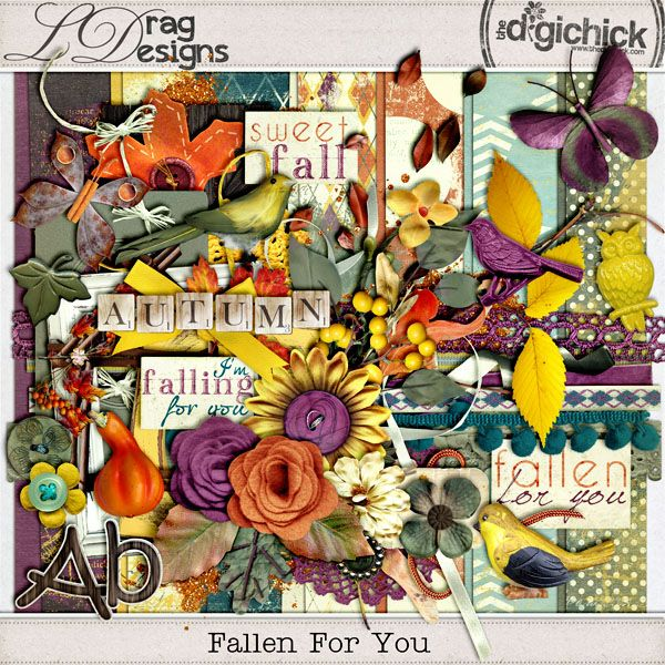 Fallen For You by LDrag Designs