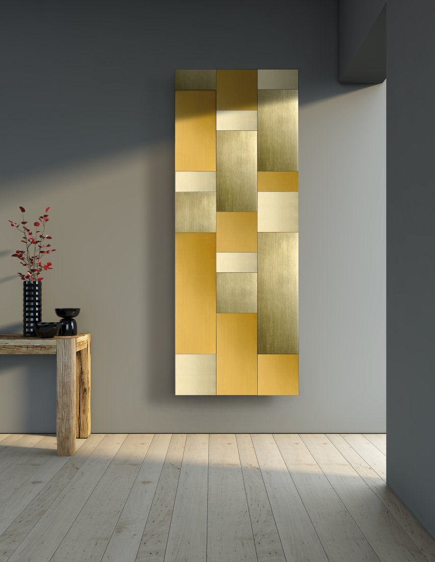 Cortinix Gold   Luxury modern radiators   Pinterest