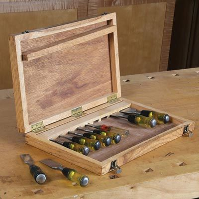 4th project: Chisel Box