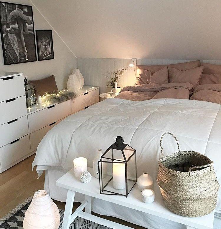 Pinterest ohhyazmine  gAby in 2019  Schlafzimmer dachschrge Wohnung schlafzimmer