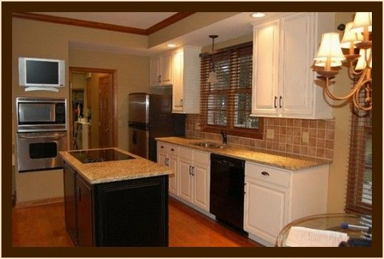 White Cabinet Doors With Oak Trim Kitchen Kitchen Cabinets Oak