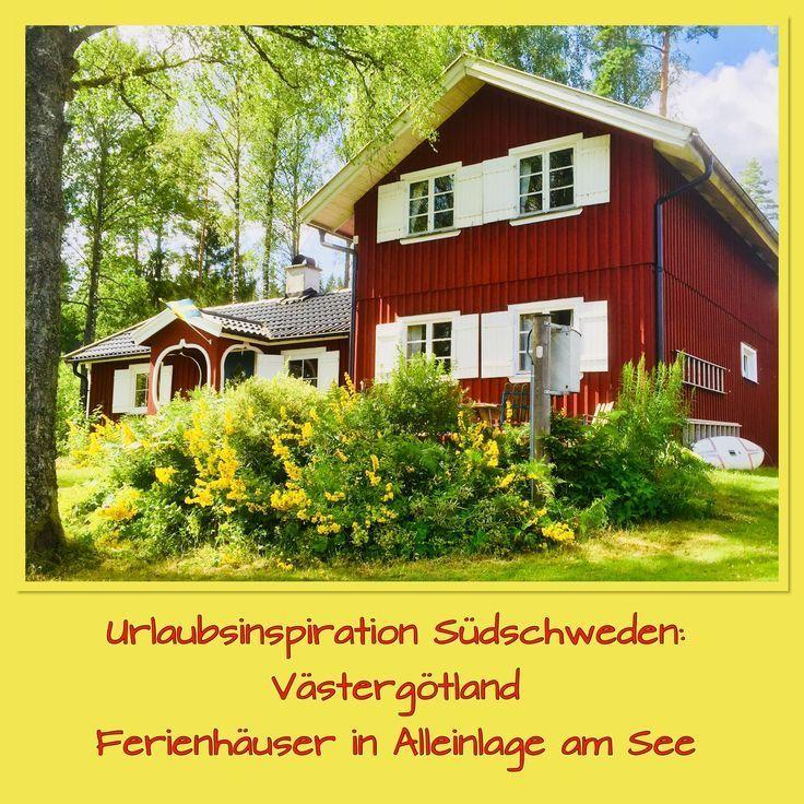 Ferienhaus für 8 Personen in Alleinlage in Västergötland