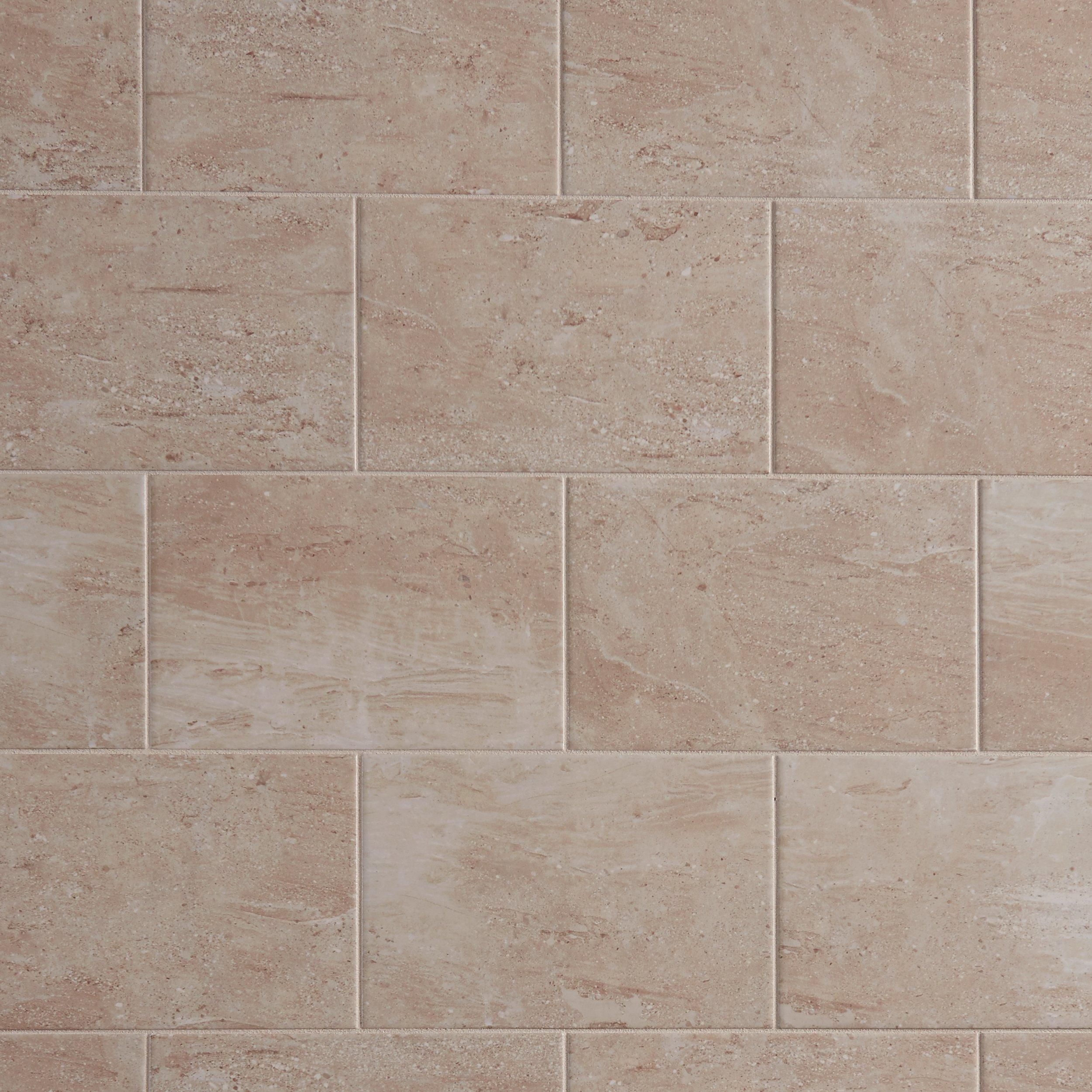 Roman White Marble Wall Tile 8in X 12in 100138171