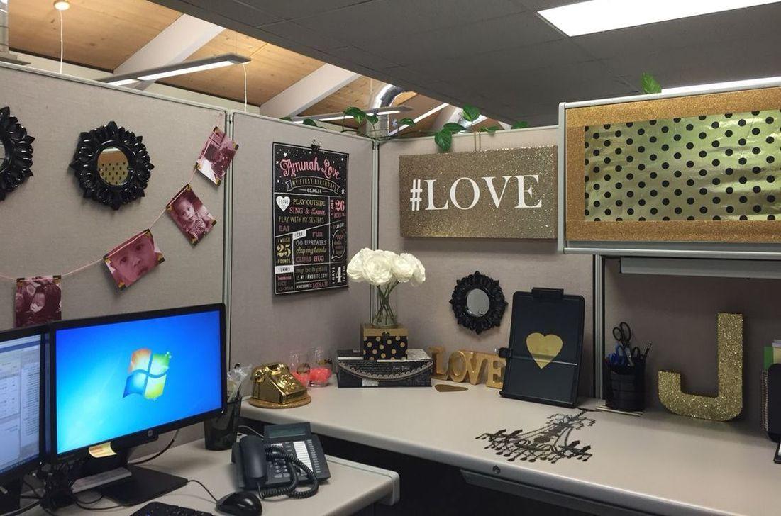Decoomo Trends Home Decoration Ideas Cubicle Decor Office Work Cubicle Decor Office Desk Decor