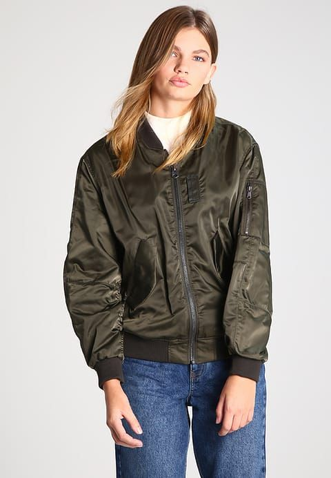 promo code c2bad a7435 G-Star THUXA 3D BOMBER - Giubbotto Bomber - forest night ...