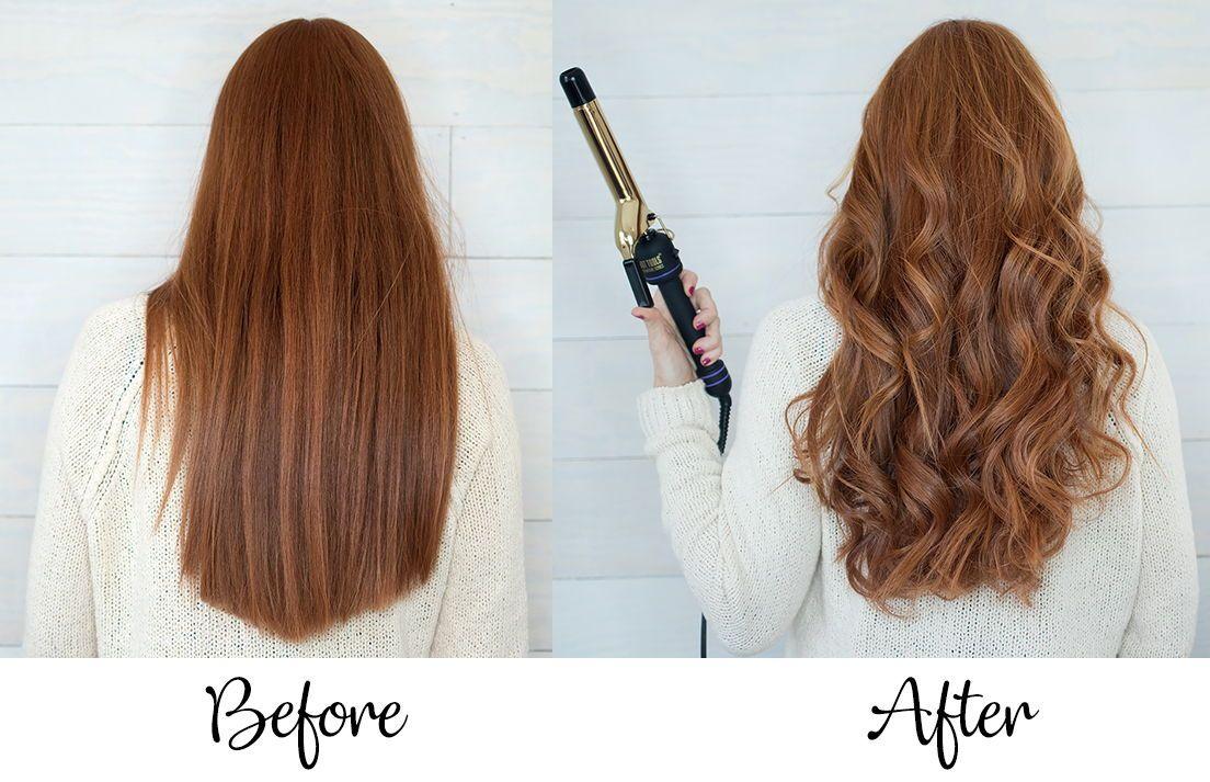Everyday Voluminous Curls Tutorial Gina Michele Voluminous Curls Tutorial Curling Thick Hair Curls For Long Hair