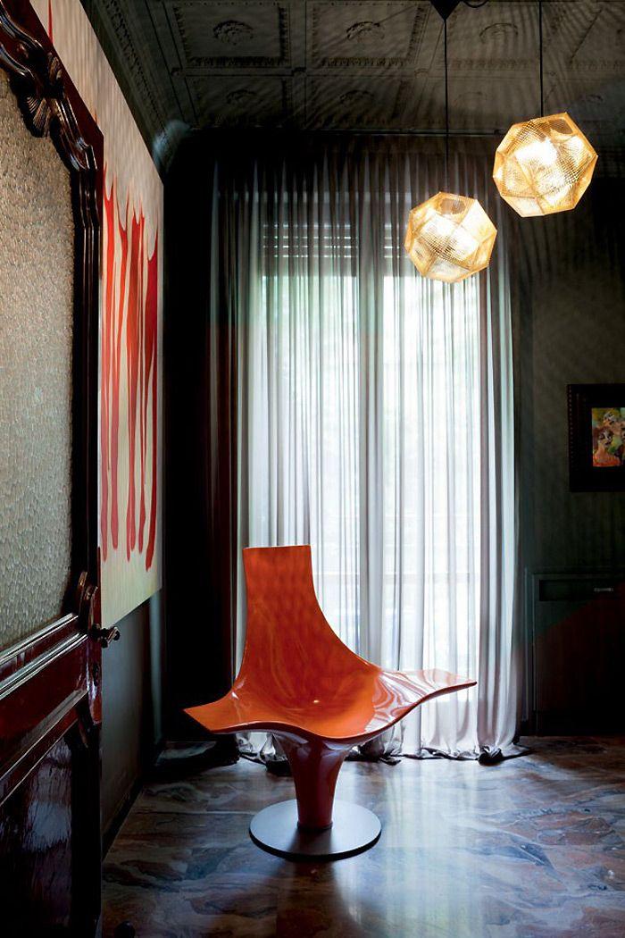 The Eclectic Apartment Of Chef Massimo Bottura Idee Per Interni