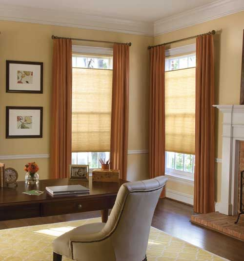 Levolor Accordia Single Cell Cellular Shades Linen And Translucence