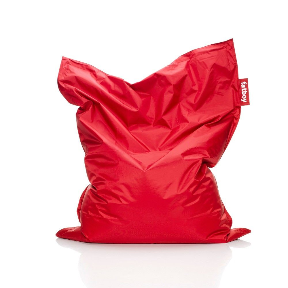 Discover The Fatboy The Original Bean Bag   Red At Amara