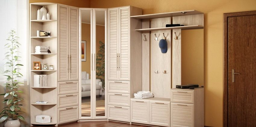 Corner Cabinet In The Bedroom Roomy And Multifunctional Room Element With Images Cupboard Design Bedroom Cupboard Designs Bedroom Closet Design