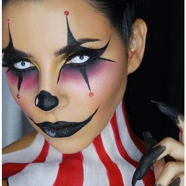 Pin by Marisol Ruiz on Halloween ideas Pinterest Halloween - clown ideas for halloween