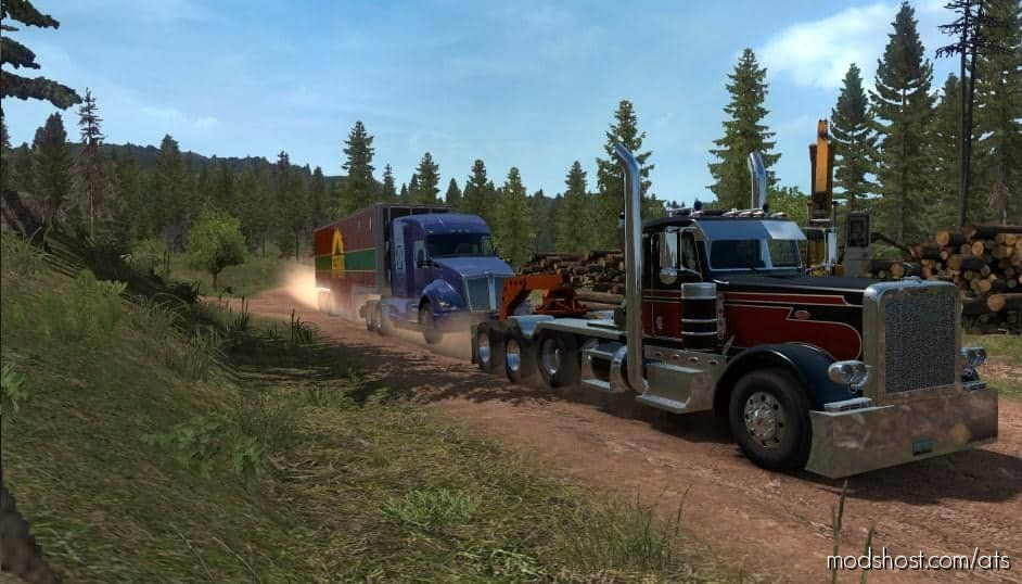 Download truck rescue trailer pack big n heavy trailer