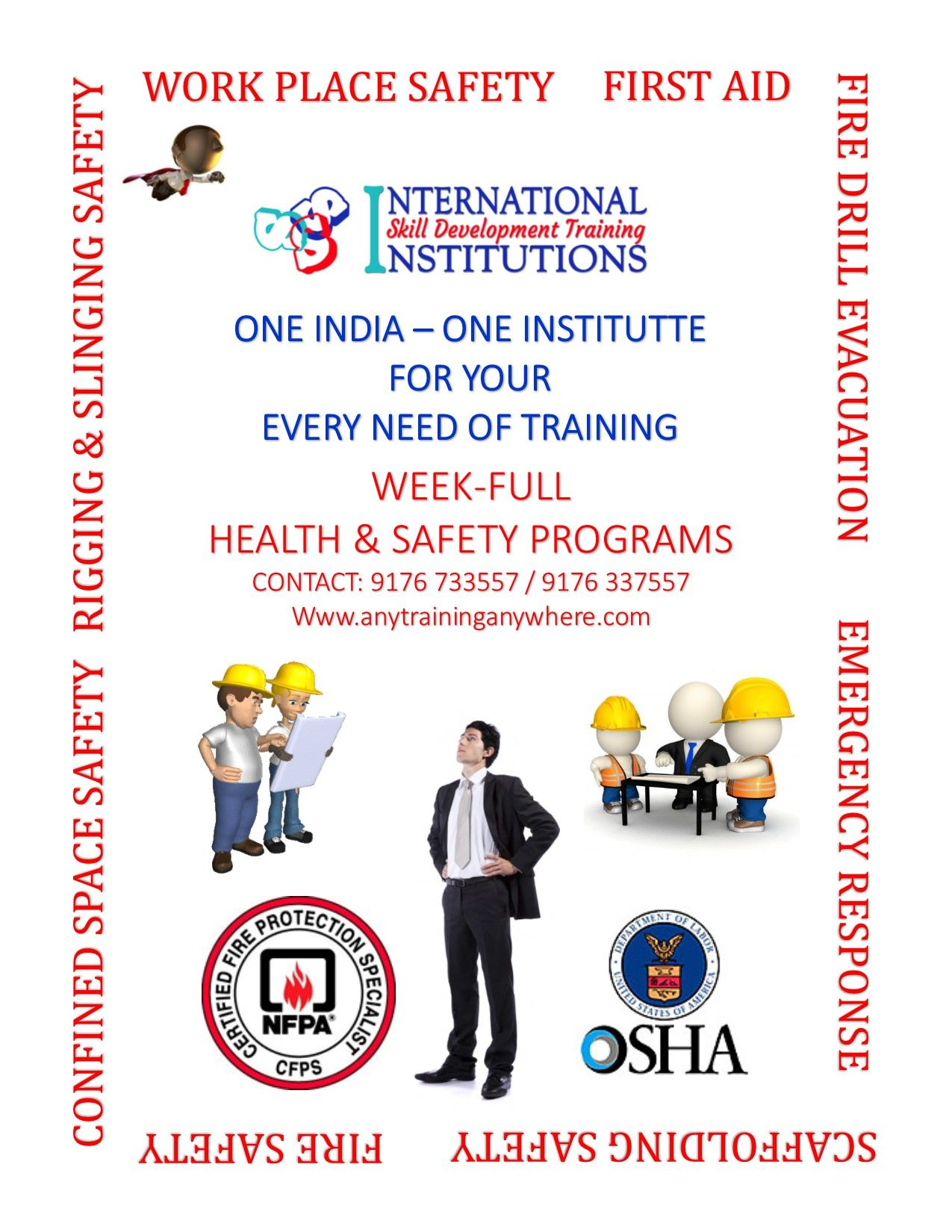 Nebosh iosh osha iirsm medicfirst nfpa nuco sthn ambulance hse john ambulance hse hseq health and safety environmental safety safety courses safety programs safety training safety institute safety center safety xflitez Gallery