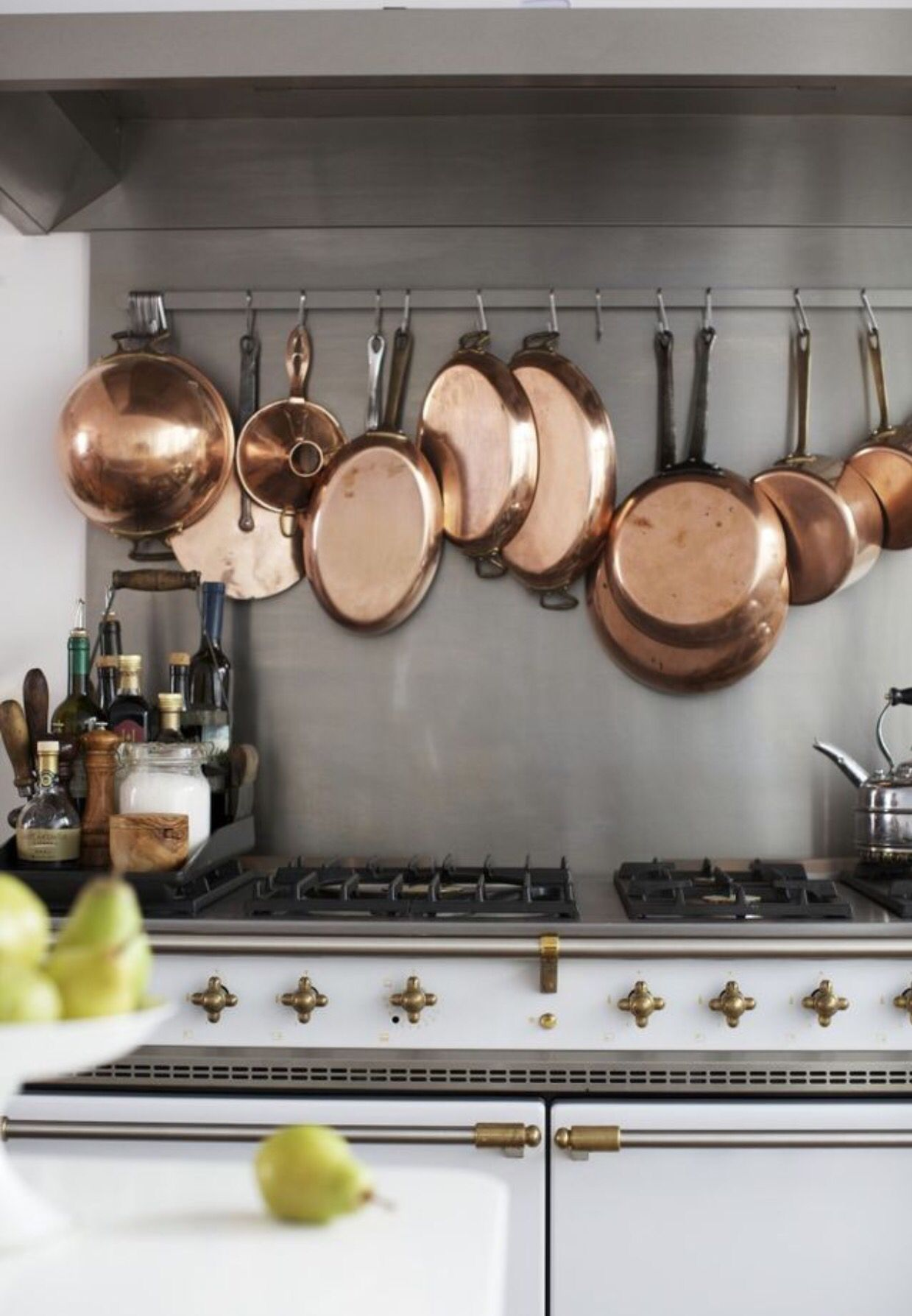 Lacanche Range at The Cooks Atelier