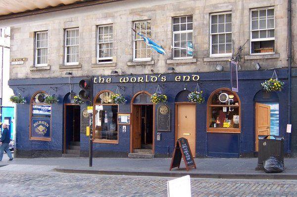 Steak Pie!   End of the world, World, Scotland