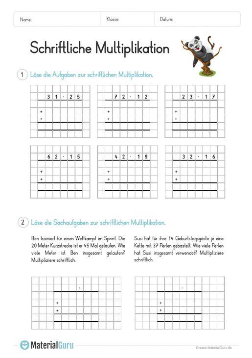 Multiplikator Mathematik