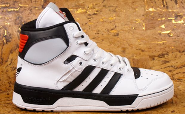 official photos 6548d 8bf8f Adidas Conductor Hi – Black  White