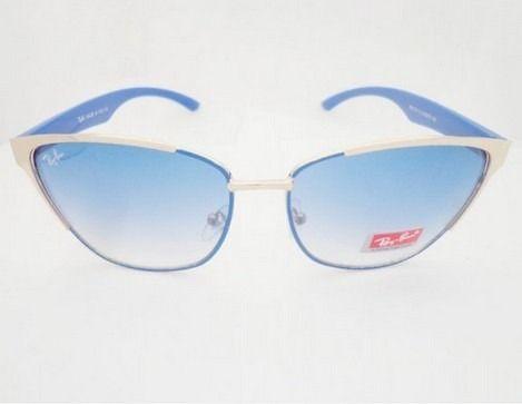 5b8dd763b5298 óculos ray ban gatinho lente azul degradê frete grátis   Sublime ...