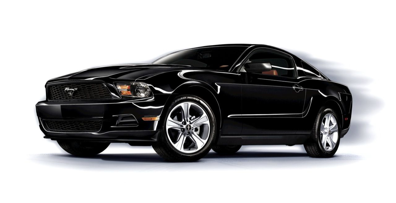 Ford Mustang V6 Gets 305 Hp 3 7l V6 2011 Ford Mustang Ford