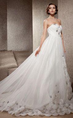 Winter Wonderland Wedding Dress
