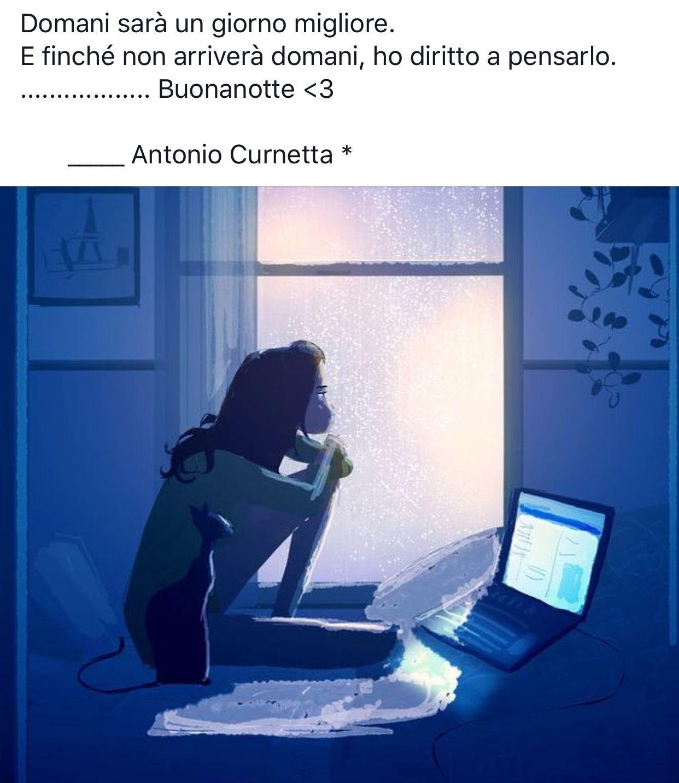 Antonio Curnetta Buon Giorno E Buona Notte Pinterest Flat