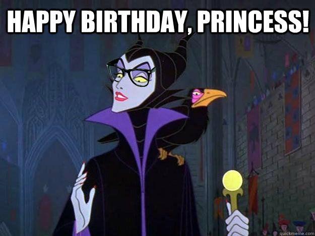 f5cc65a3bb7a94cd3f155dd684aa4f5d happy birthday, princess! hipster maleficent quickmeme