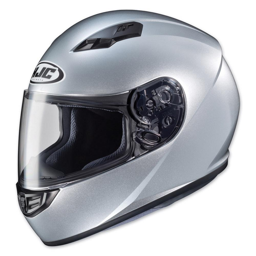 Hjc Cs R3 Full Face Mororcycle Helmet Road Riding Sports Black