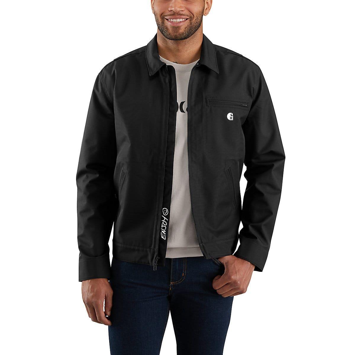 Unisex Hurley X Carhartt Classic Workwear Jacket Bv2697 Carhartt Jackets Unisex Jacket Work Wear [ 1199 x 1200 Pixel ]