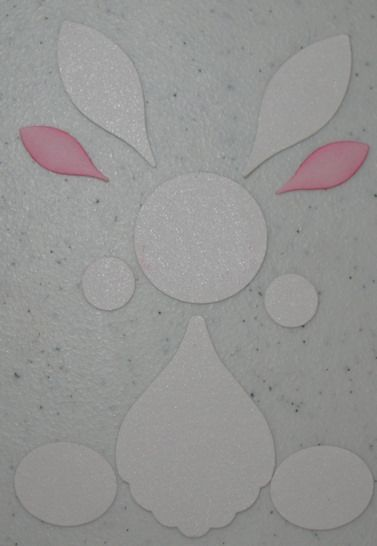 Punch Art Bunny - bjl