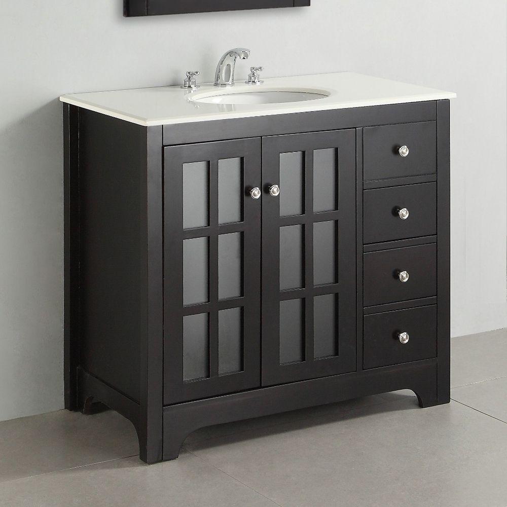Best 899 00 Orleans 36 Bath Vanity Wooden Bathroom Vanity 640 x 480
