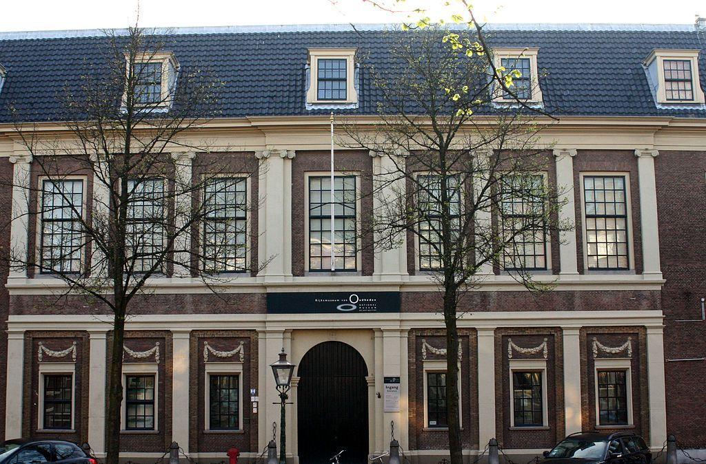 Rijksmuseum van Oudheden in Leiden - http://historiek.net/het-rijksmuseum-van-oudheden-wordt-verbouwd/51328/