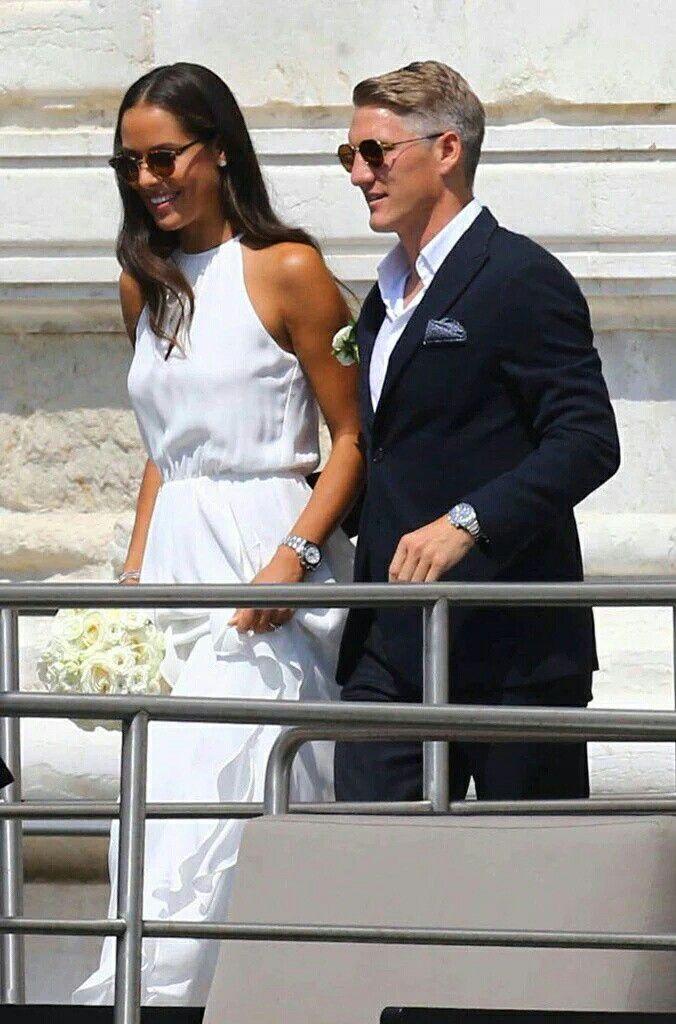 Hochzeit In Venedig Schweinsteiger Hochzeit Outfit Hochzeit Serbische Hochzeit