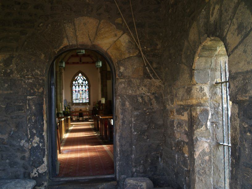 The Historic St Peter's Church Monkwearmouth