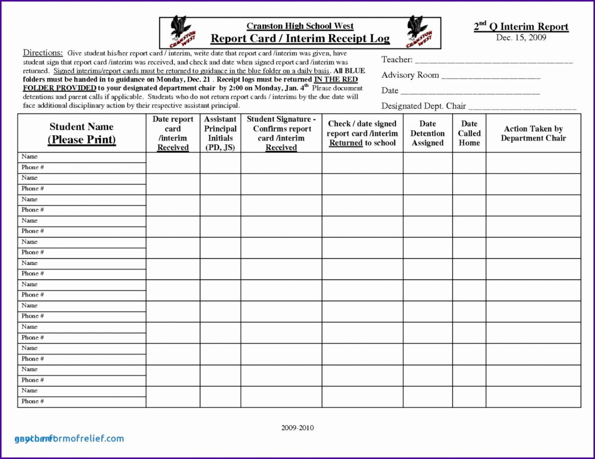 School Report Card Template Excel Tomope Zaribanks Co Pertaining To Homeschool Middle School In 2020 Report Card Template School Report Card Homeschool Middle School