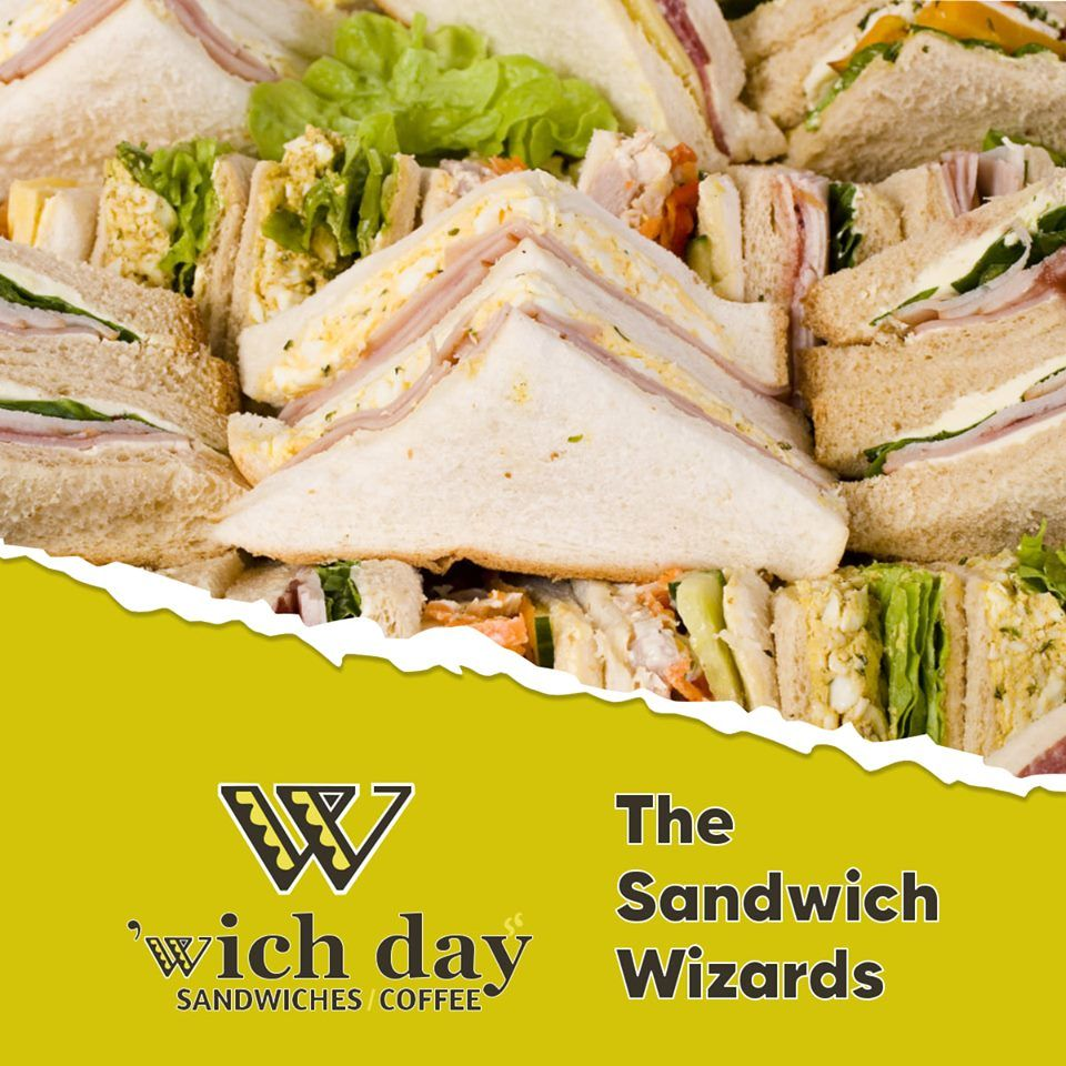 Catering Services Sandwich catering, Catering, Sandwiches