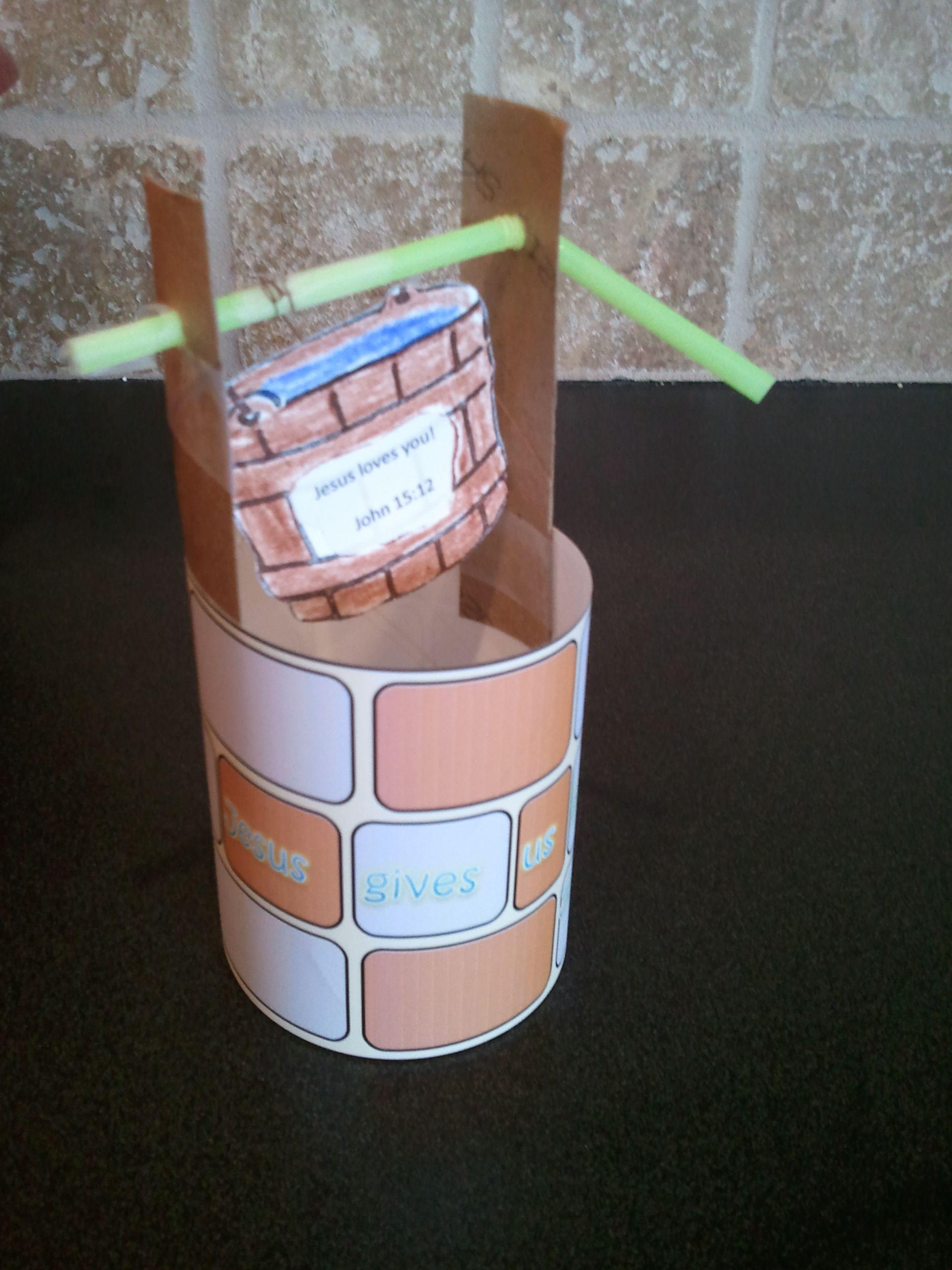 Box plastic strip church of christ
