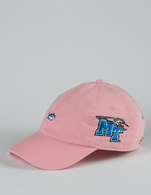 Hat - Middle Tennessee - Pink