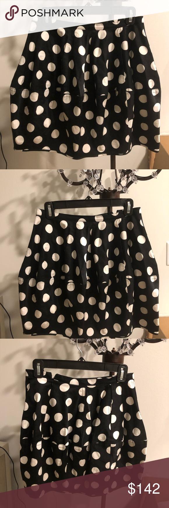 Bubble but mini skirts Like New Helene Berman Skirt Polka Dot Trend Mini Skirts Asos Women