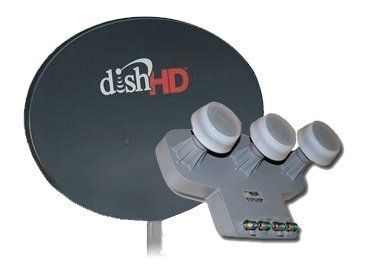 Cancel Satellite Tv And Turn Your Existing Dish Into An Hdtv Antenna Hdtv Antenna Satellite Tv Diy Tv Antenna