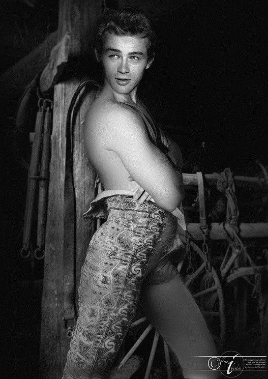 james dean nude