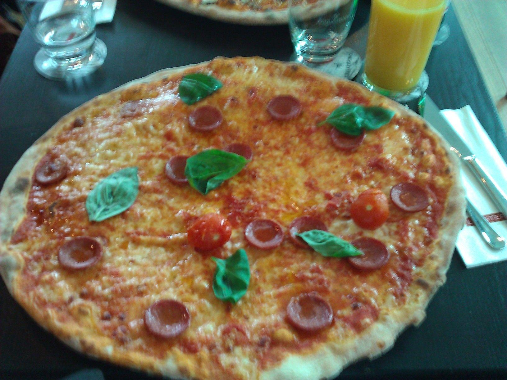 Pizza In Frankfurt