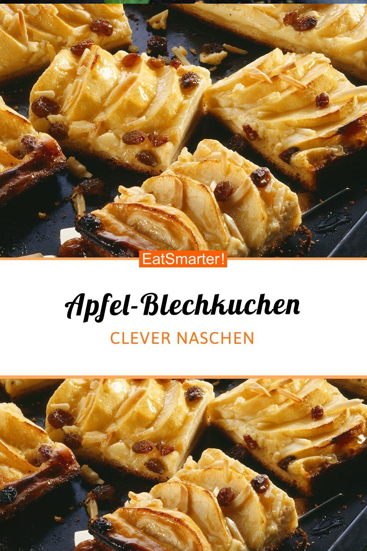 Apfel-Blechkuchen #schnelletortenrezepte