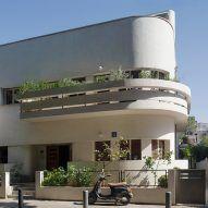 Bauhaus-Wohnung in Tel Aviv renoviert, um seine Geschichte hervorzuheben #arquitectonico